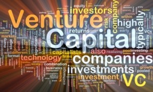 Capital invested in a project in which there is a substantial element of risk, typically a new or expanding business.