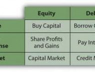 Capital Structure Makeup