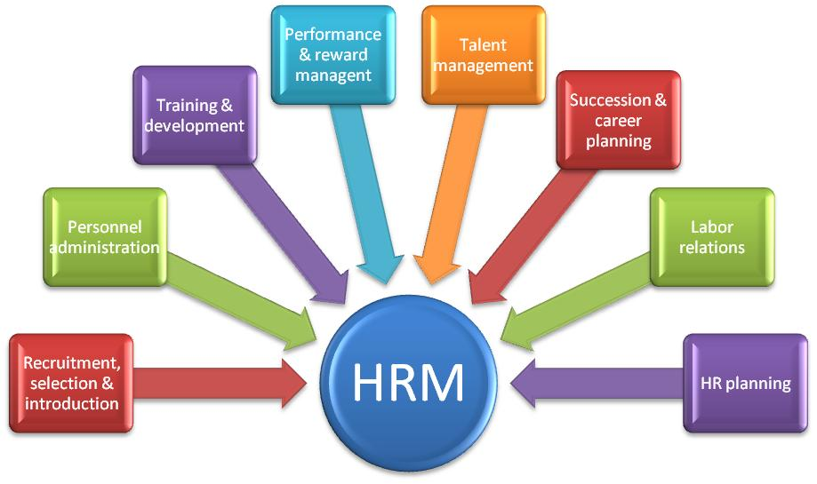 Human Resource Management - Management Guru | Management Guru