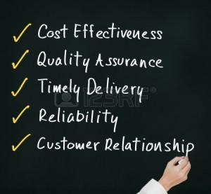 Customer centricity is not just about offering great customer service, it means offering a great experience from the awareness stage, through the purchasing process and finally through the post-purchase process.