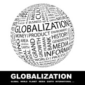 The worldwide movement toward economic, financial, trade, and communications integration.