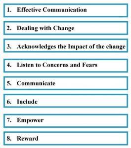 tips for organizational development