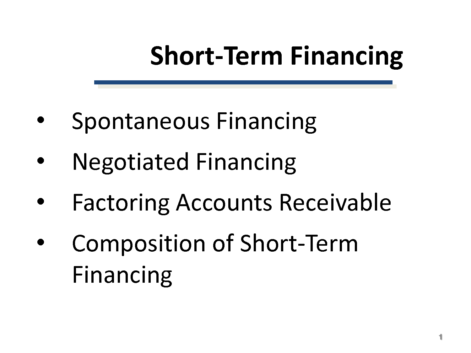 long term sources of finance essays on education