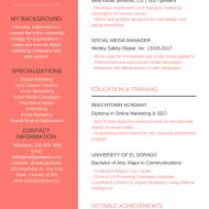 How To Write a Creative Resume & Get a Job