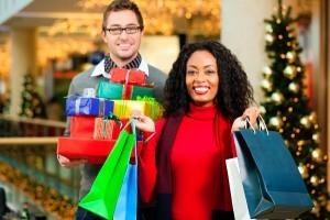 Halloween and Christmas holiday shopping 2015