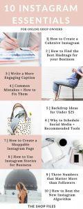 Ten Instagram Essentials