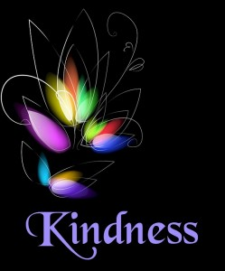 Being kind makes you feel better and less stressed