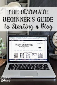How to start and run a profitable blog