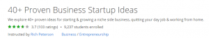 40 proven startup business ideas