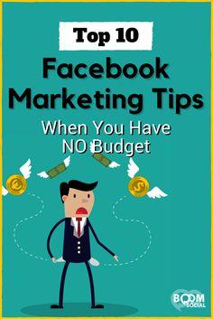 Facebook Marketing Tips - Social media marketing strategies for small businesses