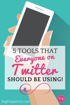 Twitter marketing tools - Social media marketing strategies for small businesses