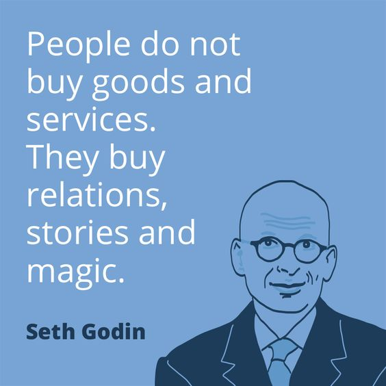 seth godin marketing quotes