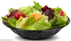 healthy salads a csr initiative from McDonalds
