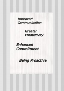 The benefits of strategic management