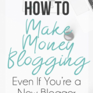 5 Authentic Ways to Make Money With Your Blog