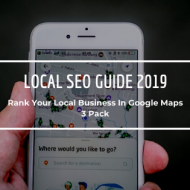 Local SEO Guide 2019 for Small Businesses