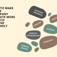 Tips to Make Your Company Website More Search Engine Friendly
